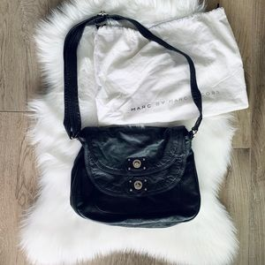 Marc by Marc Jacobs Leather Crossbody Bag